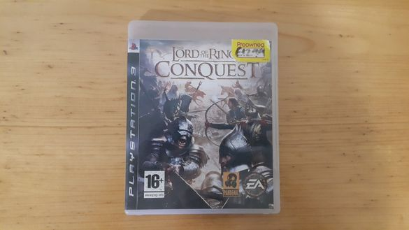 The Lord of the Rings Conquest за PlayStation 3 PS3