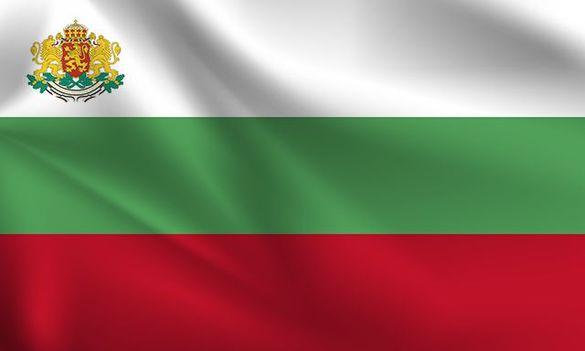 Българско знаме с герб 120/70, всичко видове размери и знамена
