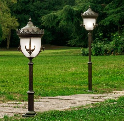 Все виды освещения: уличное, наружное, садово-парковое, фасадное