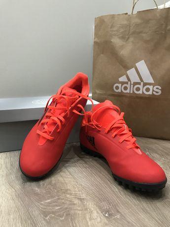 Сороконожки. Adidas X Speedflow .4FG