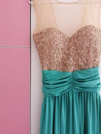 Rochie lungă elegantă