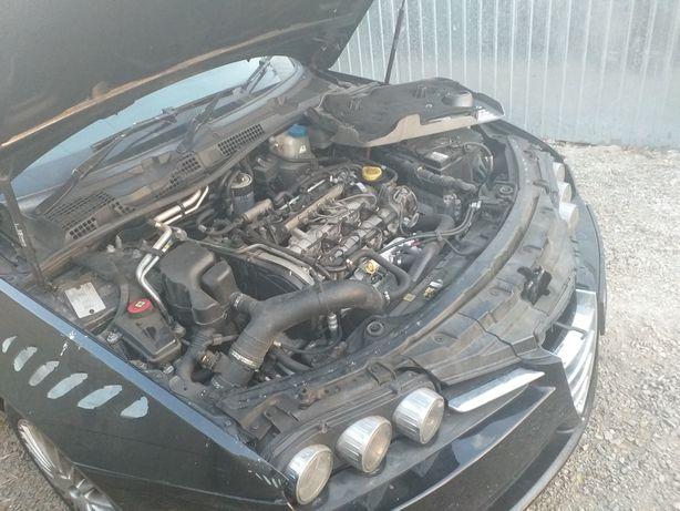 Radiator,intercoler, compresor, pompa inalta alfa 159