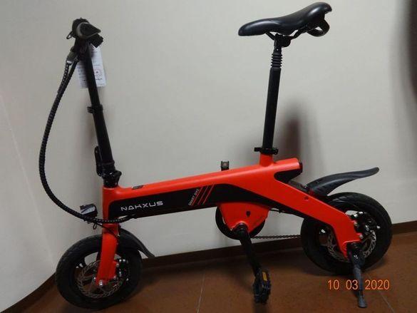 Колело електрическо e-bike 2020 sport bike компактно колело