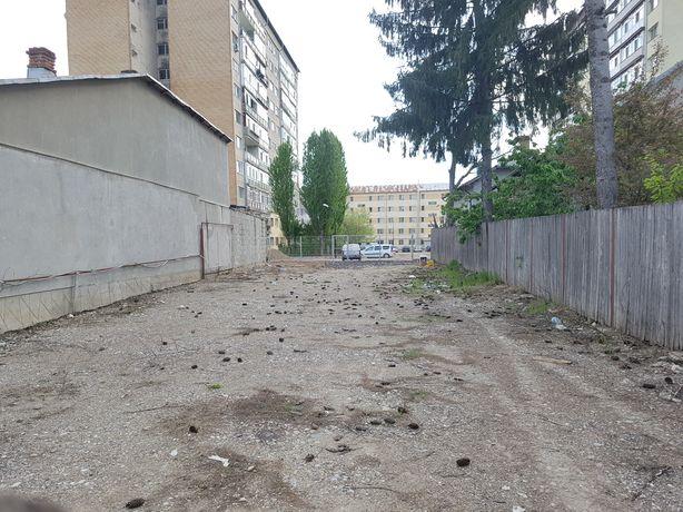 Teren de Vânzare Calea Domnească poarta București puz aprobat P+1+M