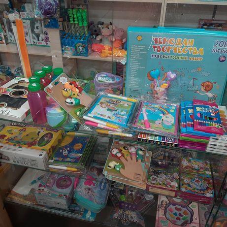 Срочно продам отдел игрушек с оборудованием!