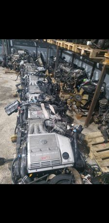 Двигатель акпп Toyota & Lexus привозной Japan