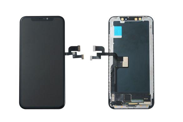 ОЛЕД оем Дисплей + ТЪЧ iphone X apple айфон XS OLED отлично качество