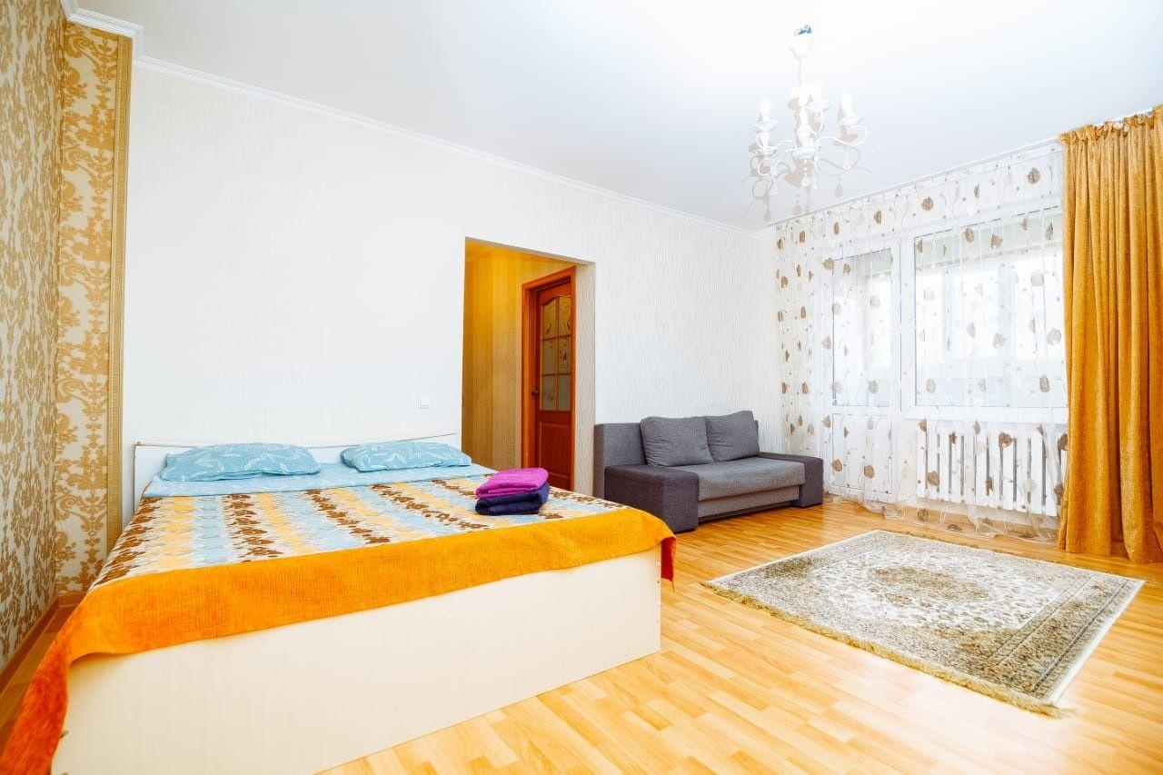 Сдаётся 1 комнатная квартира в ЖК Сармат в центре левого берега
