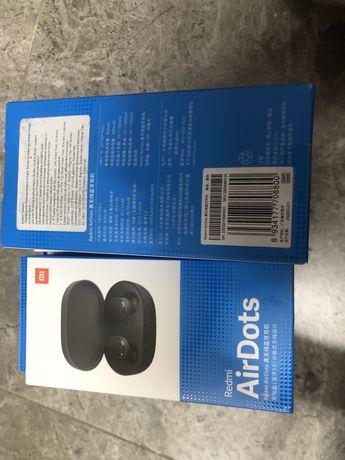 Беспроводные наушники Airdots Xiaomi оригинал