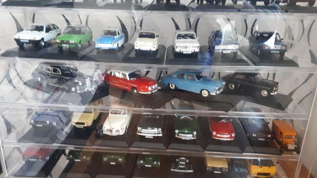 Colectie masini de Legenda DeAgostini