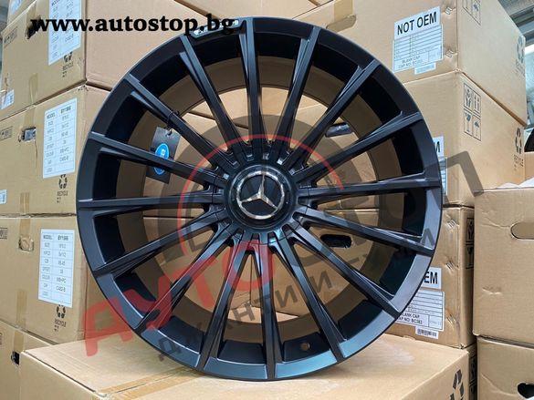 19 20 21 Джанти Mercedes CLS S CLASS E CLASS GLE GLS W221 W222 5x112
