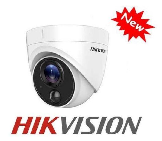 Видео охранителна камера Hikvision DS-2CE71D8T-PIRL