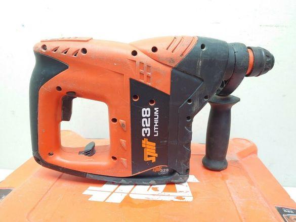 Spit 328 Evo+ SDS-Plus с 28V 3.2Ah батерия