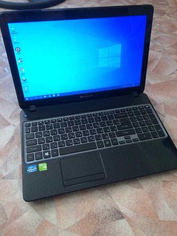 Продам ноутбук Packard Bell  I5-3230 озу 8гб ssd 120 hdd 1000гб