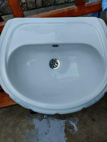 Комплект Порцеланова мивка+ботуш и огледален шкаф