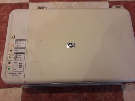 HP Deskjet F2280 All-in-One (CB683A)