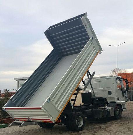55лв. Транспорт с Камион САМОСВАЛ 6-тона полезен товар.