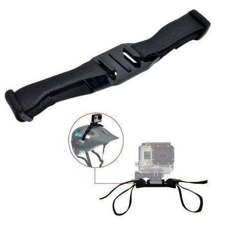 Стойка ремък каска за екшън камери gopro и други | hdcam.bg