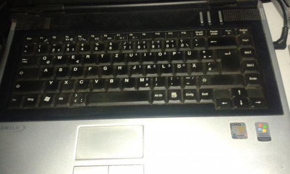 Двуядрен лаптоп Fujitsu-Siemens