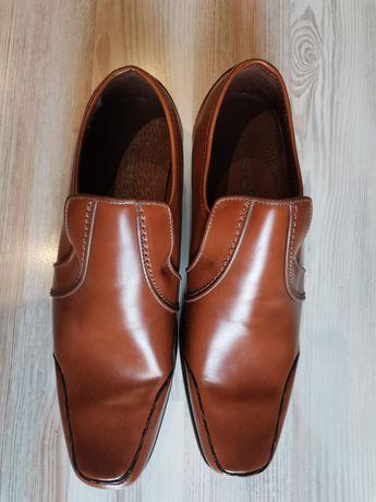 Английски обувки от естествена кожа,,Burton,,