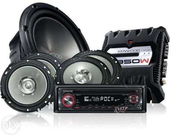 Montaj Audio Auto Montaj navigatie auto, instalare sisteme audio si al