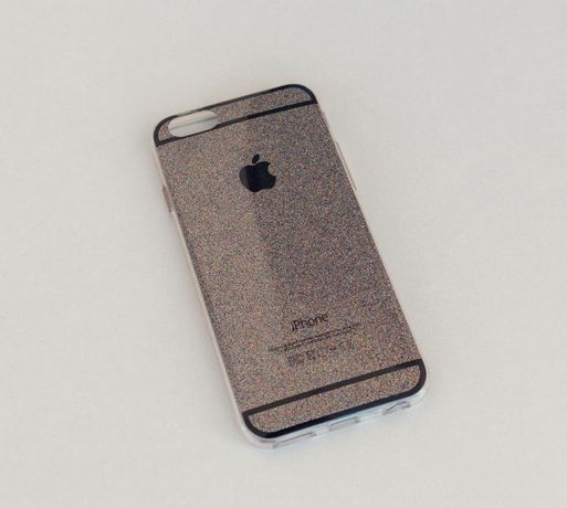 Carcasa iphone 6/6s gri TPU