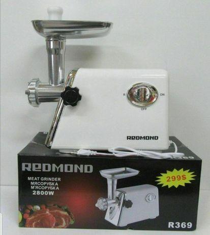 Новый Электрические Мясорубка Redmond