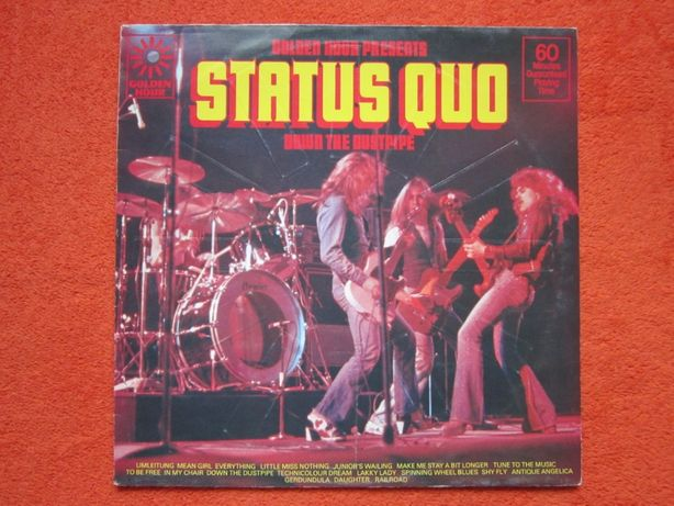 vinil Status Quo 2xLP -Ain't Complaining &Down The Dustpipe