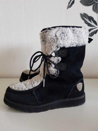 Зимние сапоги Luxta