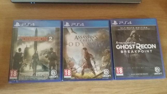 Jocuri PS4 sigilate