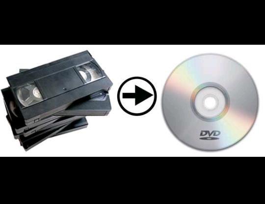 Прехвърляне на видеокасети