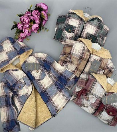 Детские куртки на осень