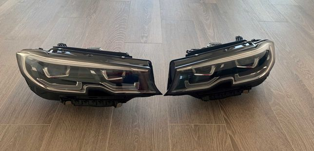 BMW 3 G20 G21 far full led adaptive stanga dreapta faruri full led