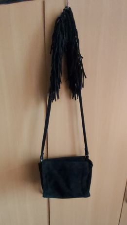 Vând geantă Trafaluc originală, piele