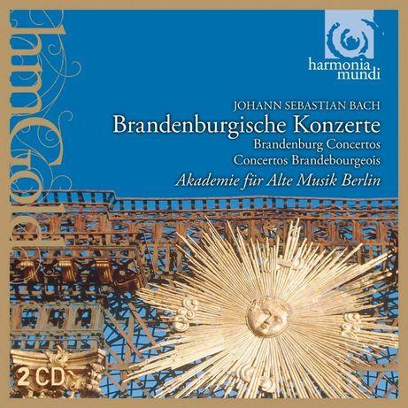Bach - Brandenburg Akademie fur alte Musik Berlin - Harmonia Mundi 2CD