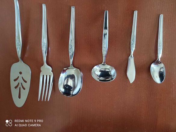 Луксозни прибори за хранене и сервиране