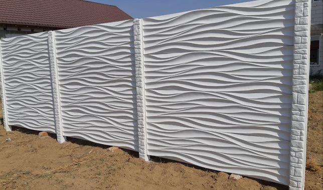 Confectiom diverse matrițe pentru placi de gard