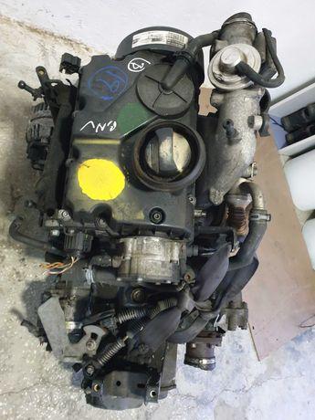 Motor Skoda Fabia Roomster 1.4TDI BNV 59KW 80CP