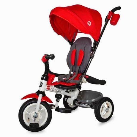 Tricicleta pliabila Coccolle Urbio Air PRODUS NOU