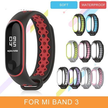 Xiaomi Mi Band 3 4 каишка фитнес гривна