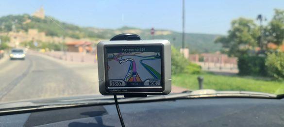 Навигация Garmin с последни актуални карти за България и Европа