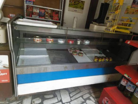 продавам хладилна витрина