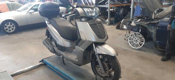 Мотоциклет,скутер Кимко Пипъл(Kymco People) 125-300iна части