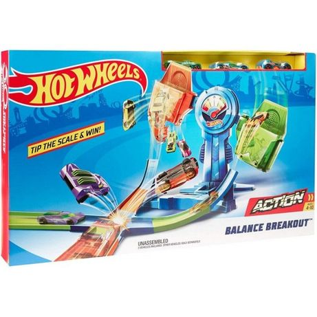Set de joaca Hot Wheels, Balance Breakout