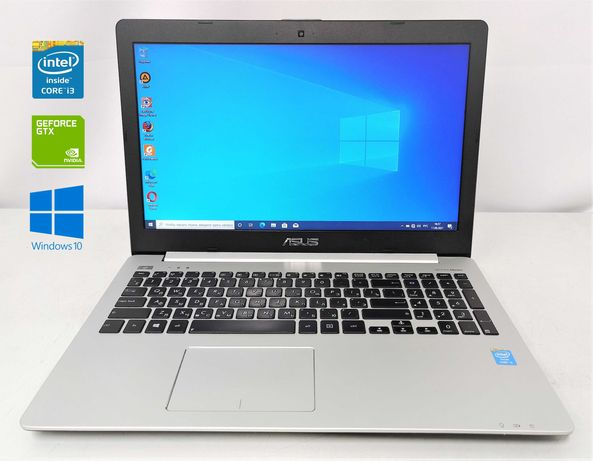 """Ноутбук ASUS Core i3-4010U/ DDR3 4GB/ SSD 240GB/ GT740M/ 15.6"""""""