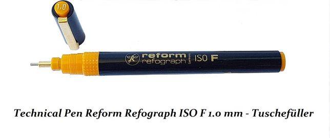 Technical Pen Reform Refograph ISO F 1.0 mm - Tuschefüller NOI