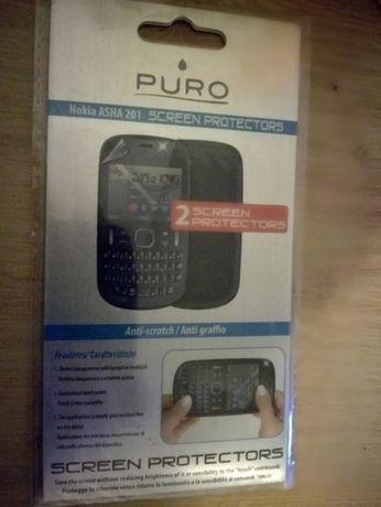 Folie Protectie Telefon Nokia Asha 201