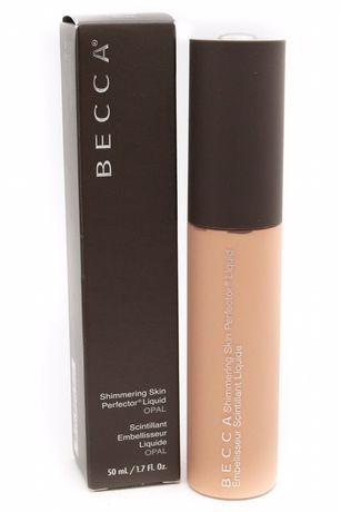 Новый хайлайтер шиммеринг Becca Shimmering skin perfector
