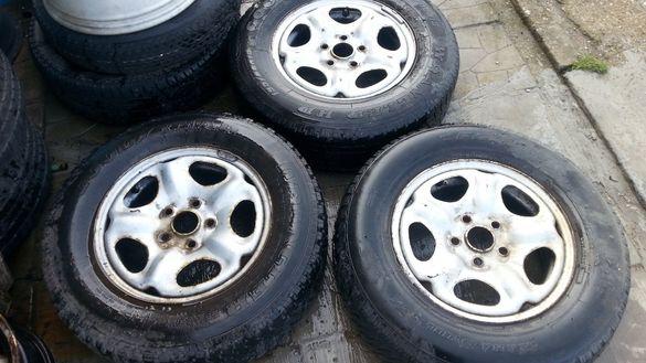 Land Rover Freelandar.3 Бр.Метални Джанти.15 ки.Оригинални.