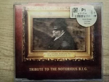 Puff Daddy - Tribute To The Notorious B.I.G. (CD, Maxi)